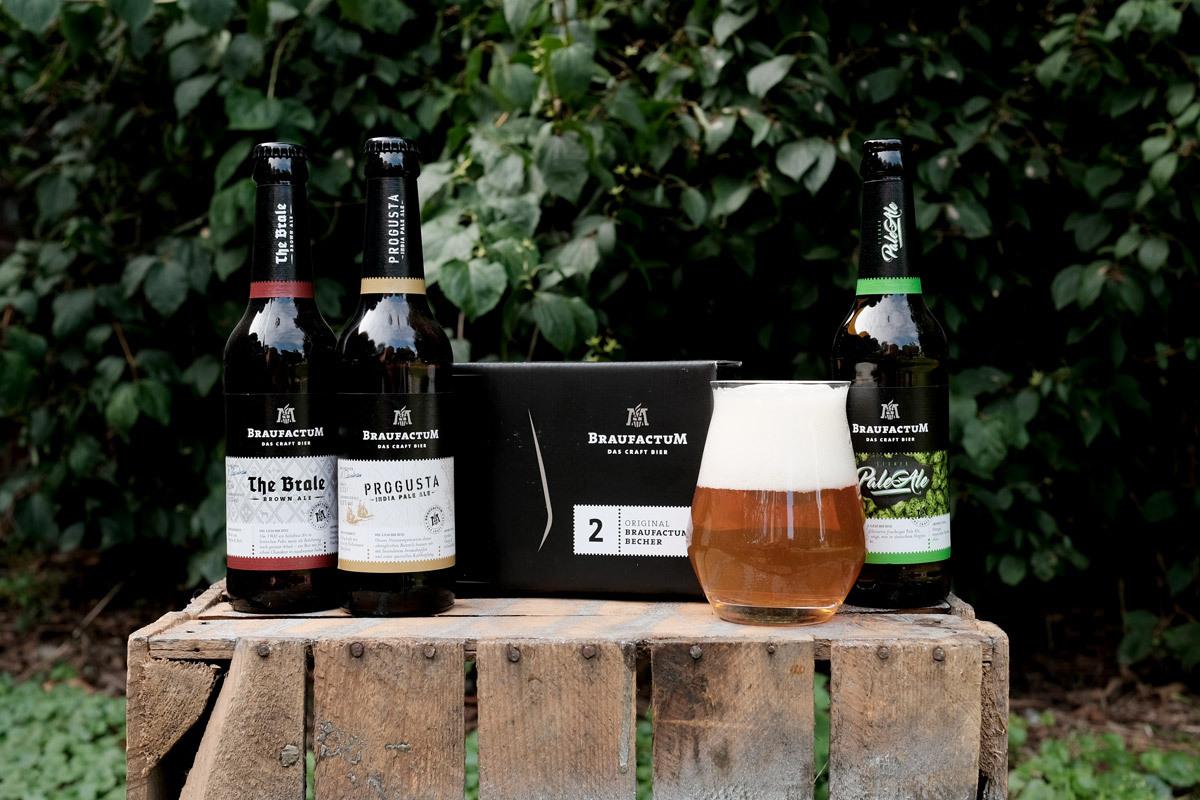 Braufactum Biere bei Beyond Beer