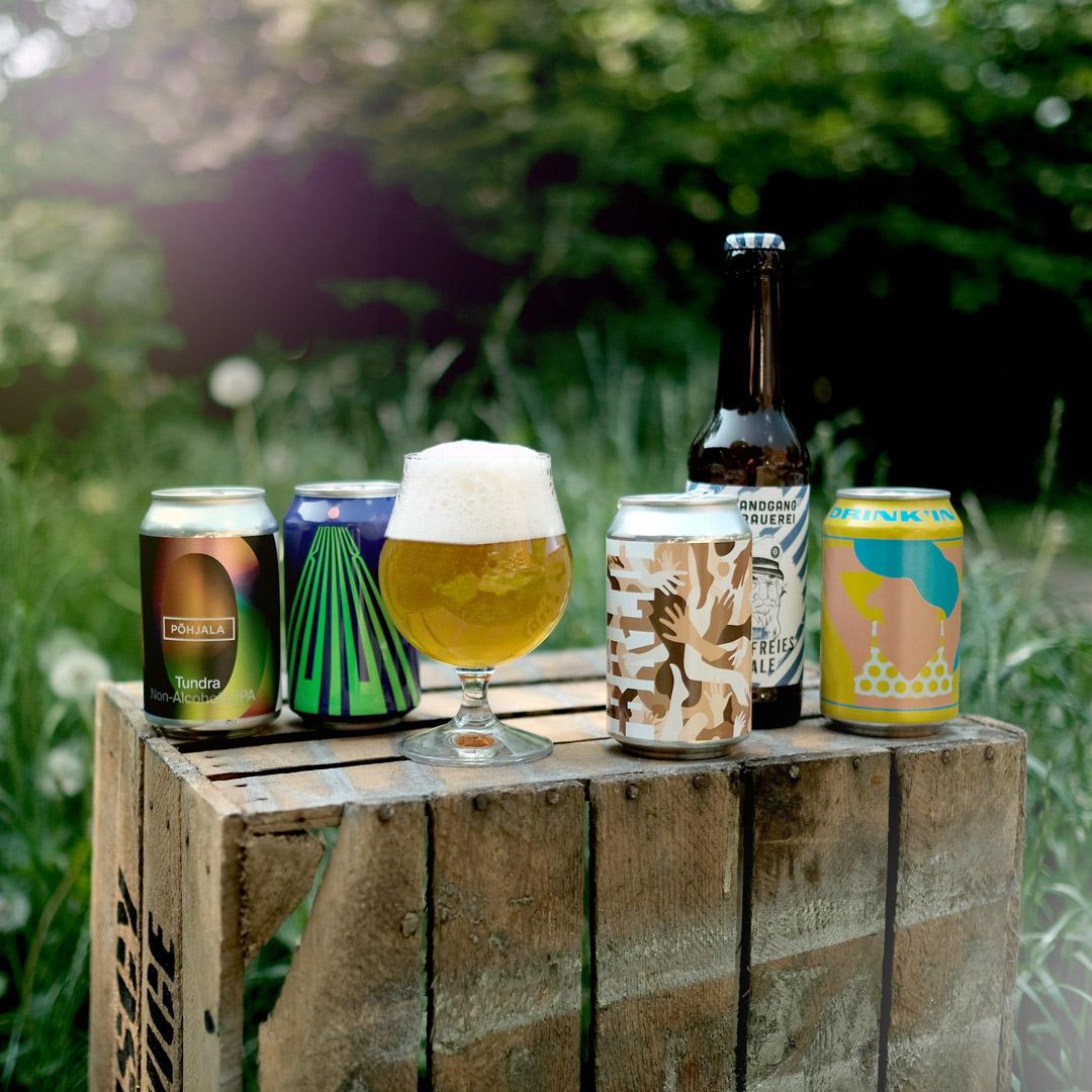 Alkoholfreies Craft Beer