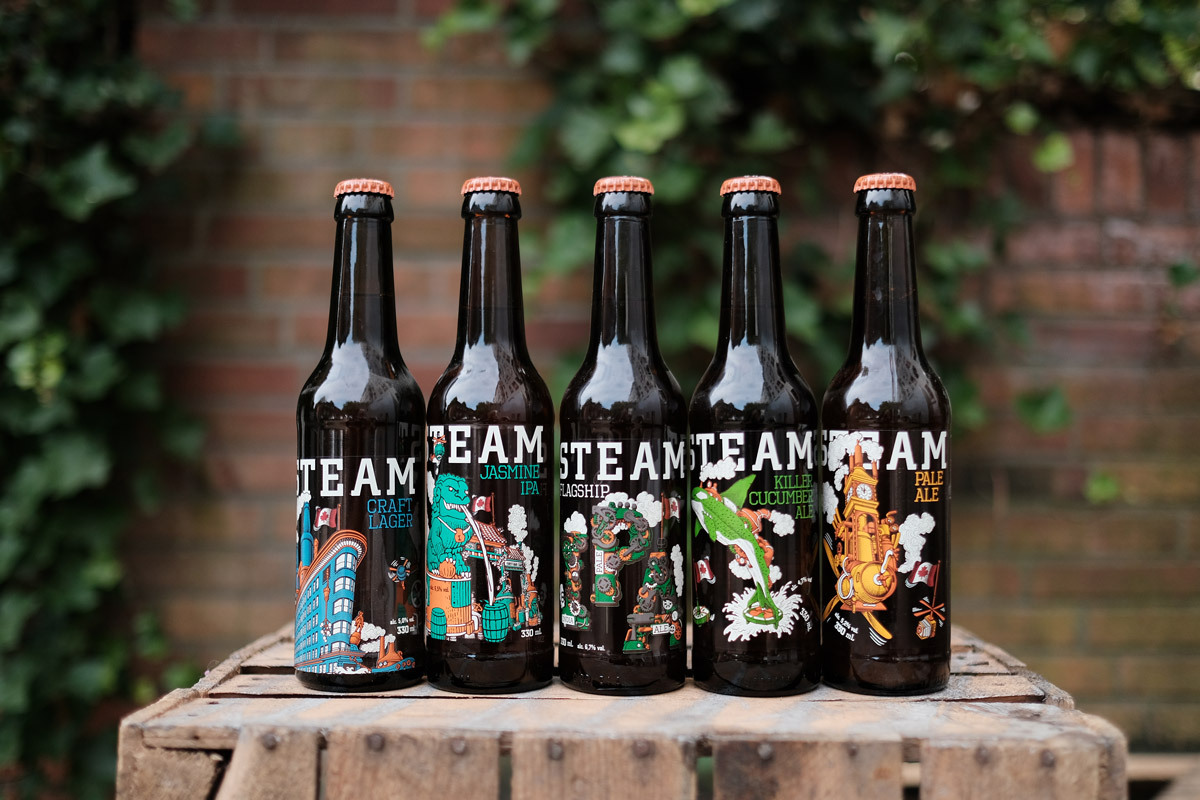 Steamwords Core Biere Beyond Beer