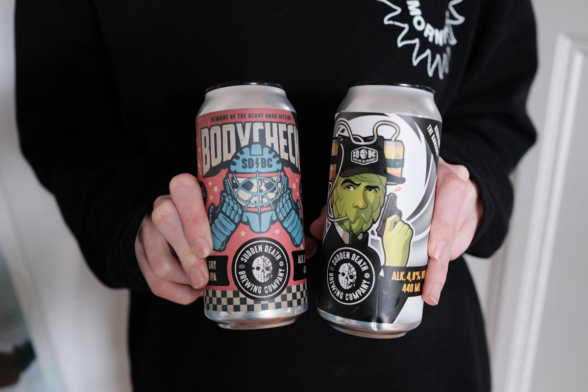 Sudden Death Core Beers
